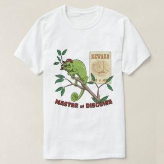 Camiseta Mestre do disfarce