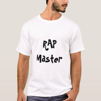Camiseta Mestre do RAP