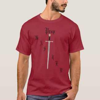 Camiseta Mestre do suporte