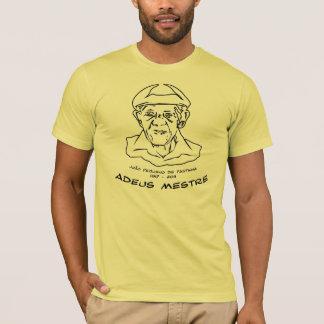 Camiseta Mestre João Pequeno de Pastinha