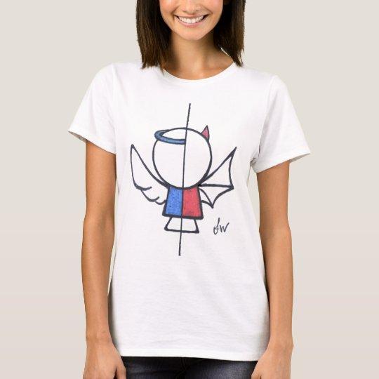 Camiseta Metades