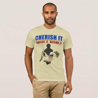 Camiseta Metal que detecta a marca oficial infiel - ame