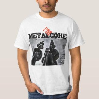 Camiseta Metalcore
