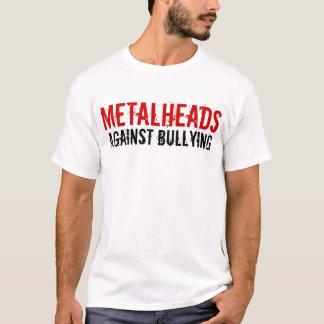 Camiseta Metalheads contra tiranizar