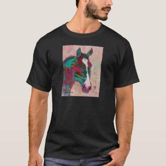 """Camiseta """"Metro abstrato """""""