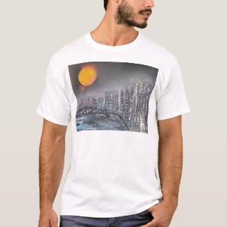 Camiseta Metrópole na noite
