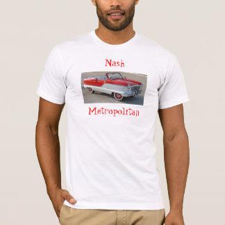 Camiseta Metropolita de Nash