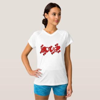 Camiseta Meu amor meu coração