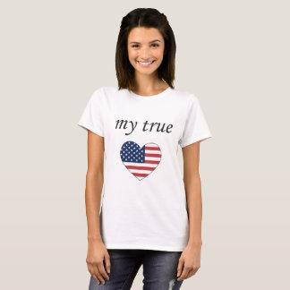 Camiseta Meu amor verdadeiro