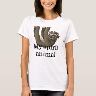Camiseta Meu animal do espírito