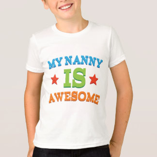 Camiseta Meu baby-sitter é impressionante