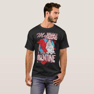 Camiseta Meu Basset Hound é minha aflição engraçada do cão