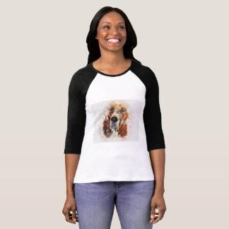 Camiseta Meu cão meu amor