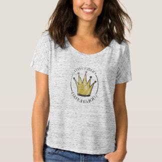 Camiseta Meu castelo, meu reino