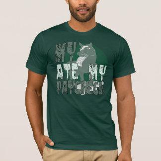 Camiseta Meu cavalo comeu meus t-shirt do pagamento