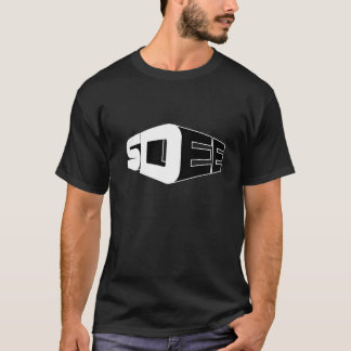 Camiseta Meu cérebro de S DEE relaxa o T