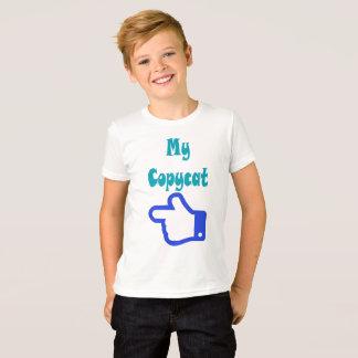 Camiseta Meu copiador caçoa o t-shirt