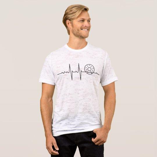 Camiseta Meu Coração bate por Donuts