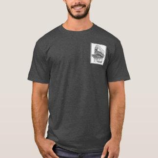 Camiseta Meu coração pertence ao t-shirt Railroading II