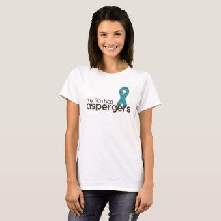 Camiseta Meu filho tem Aspergers