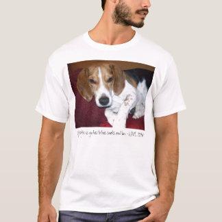 Camiseta Meu Filosofee é Yu tem que tem Snaks e Luv
