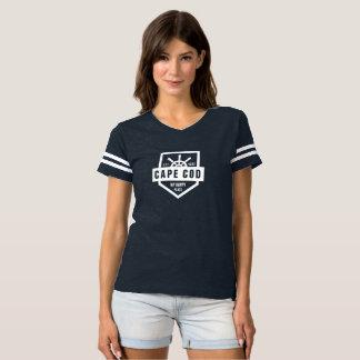 Camiseta Meu lugar feliz - t-shirt do verão de Cape Cod