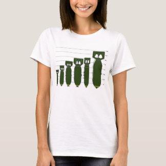 Camiseta meu namorado é bomba da Dinamarca