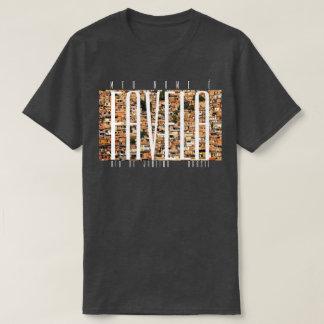 Camiseta Meu nome é