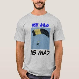 Camiseta Meu pai é louco