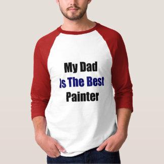Camiseta Meu pai é o melhor pintor