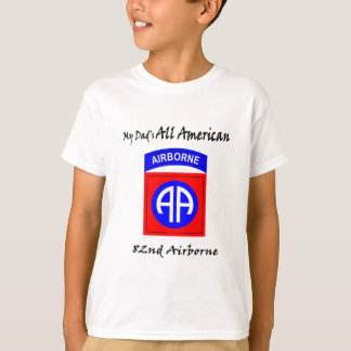 Camiseta Meu pai toda americano