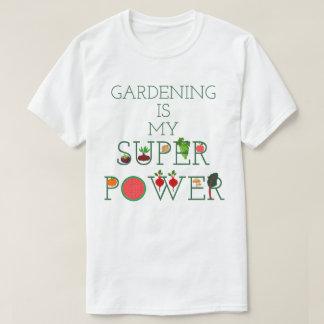 Camiseta Meu poder super