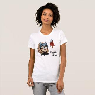 Camiseta meu sonho pequeno