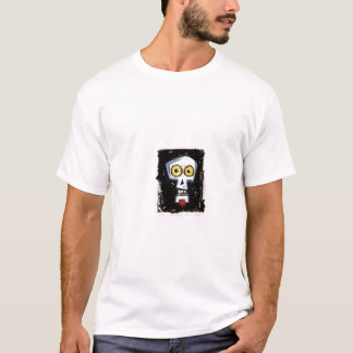 Camiseta meu Sr. morto do amigo por Weldon Poapst
