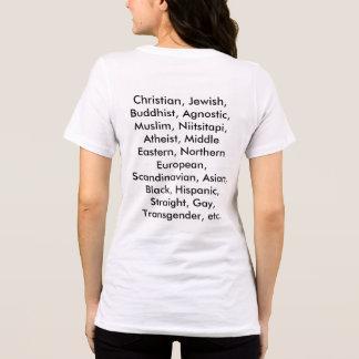 Camiseta Meu t-shirt da família
