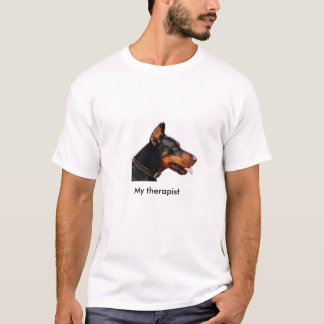Camiseta Meu terapeuta