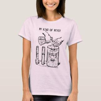 Camiseta Meu tipo do misturador