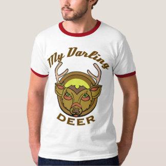 Camiseta Meus cervos queridos