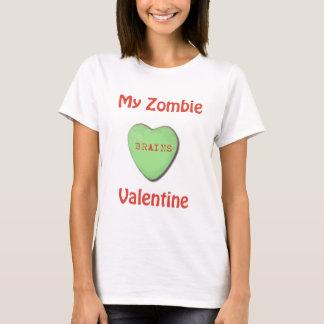 Camiseta Meus namorados do zombi