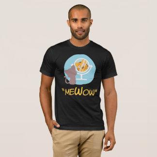 """Camiseta """"meWow"""" - (mim + Meow + Wow = MeWow)"""
