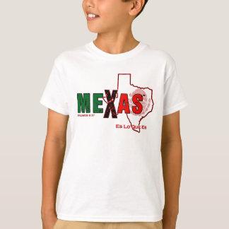 CAMISETA MEXAS