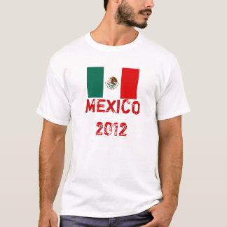 Camiseta México 2012