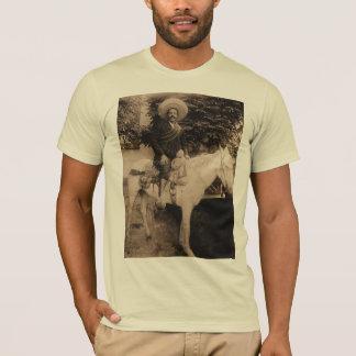 Camiseta México: Pancho Villa