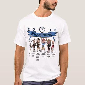 Camiseta MGA patrocina 2010