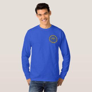 Camiseta MHIS-Class da luva longa dos 77-40th