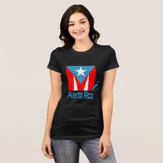 Camiseta MI Puerto Rico BlackTee