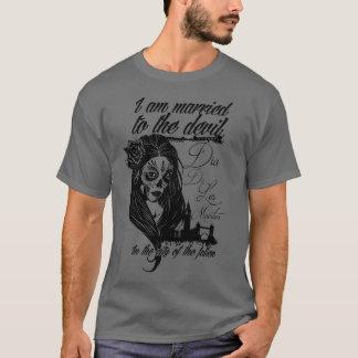 Camiseta Mia de los Muertos por TheOneOfCrows