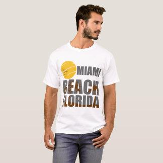 CAMISETA MIAMI BEACH FLORIDA