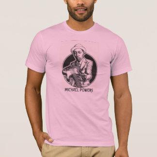Camiseta MICHAEL PÔR abençoado seja t-shirt