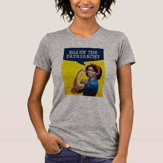Camiseta Michelle o poster do rebitador - quebra o